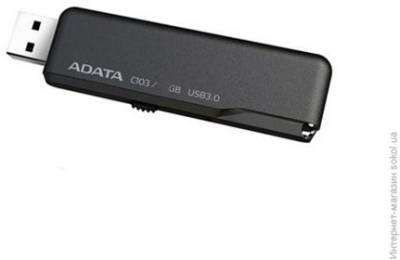 Флеш-память USB A-Data C103 AC103-16G-RBK