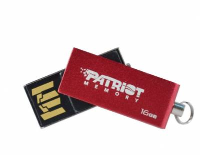 Флеш-память USB Patriot Swing PSF16GSRUSB