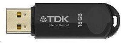 Флеш-память USB TDK Trans-it MINI 16 Gb Black