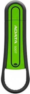 Флеш-память USB A-Data S007 8Gb Green AS007-8G-RGN