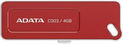 Флеш-память USB A-Data C003 8Gb Red AC003-8G-RRD