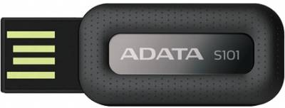 Флеш-память USB A-Data Superior S101 AS101-16G-RBK