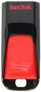 Флеш-память USB SanDisk Cruzer Edge 8GB black USB 2.0 SDCZ51-008G-B35