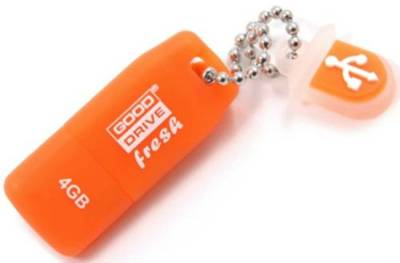 Флеш-память USB Goodram FRESH ORANGE PD4GH2GRFOR9