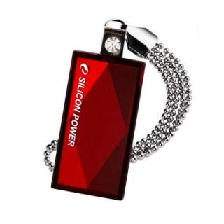 Флеш-память USB Silicon Power Touch 810 32GB Red USB 2.0 SP032GBUF2810V1R