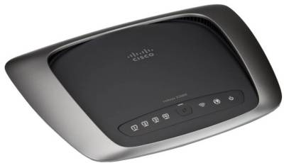 Сетевой маршрутизатор Cisco Linksys X3000