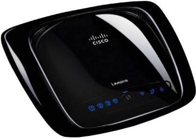 Сетевой маршрутизатор Cisco LinkSys WRT320N