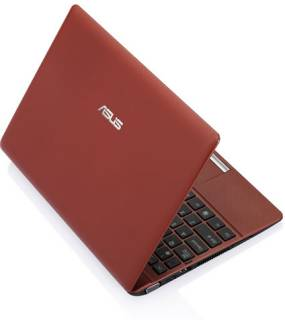 Ноутбук ASUS X101H X101H-RED044S