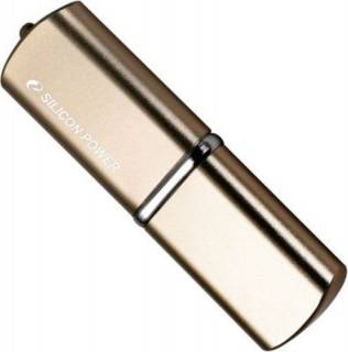 Флеш-память USB Silicon Power LUX mini 720 32GB Bronze SP032GBUF2720V1Z