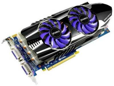 Видеокарта Sparkle GeForce GTX 580 153 SXX5801536D5MH