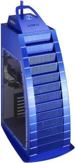 Корпус Lian Li PC-888U PC-888U Blue