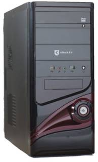 Корпус Krauler 4315 Dark Red 400W