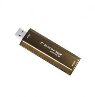 Флеш-память USB Silicon Power LUX mini 720 4GB Bronze SP004GBUF2720V1Z