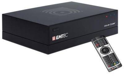 HD Media Player EMTEC MOVIE CUBE R-Q800 EKHDD500Q800