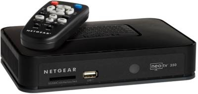 HD Media Player Netgear NTV350