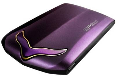 Внешний HDD Silicon Power S20 Purple SP500GBPHDS20S3U