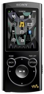 MP3 плеер Sony Walkman NWZ-S765 16GB Black NWZS765B.CEV