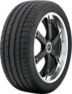 Шина Continental ExtremeContact DW 245/40 R18 93W