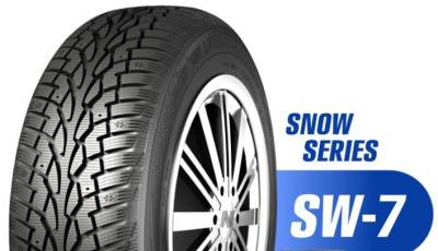 Шина Nankang Snow Winter SW-7 215/65 R15 100H XL