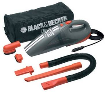 Пылесос Black&Decker ACV 1205