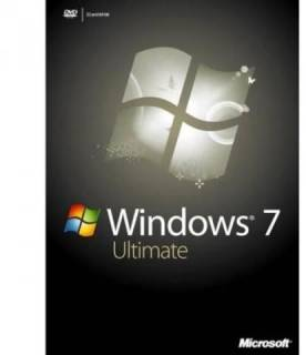 Операционная система Microsoft Windows 7 SP1 Ultimate 64-bit Russian 1pk DVD GLC-01860