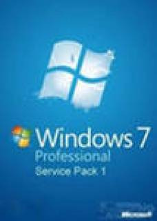 Операционная система Microsoft Windows 7 SP1 Professional 64-bit Ukrainian 1pk DVD FQC-04674