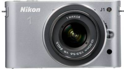 Фотоаппарат Nikon J1 SL Kit + 10mm VVA154K002