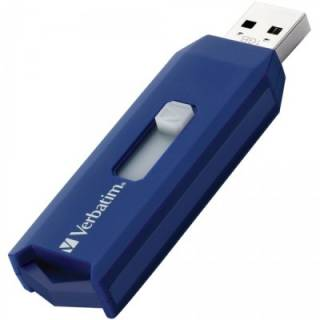 Флеш-память USB Verbatim Hispeed Drive Blue 32 Gb 44095