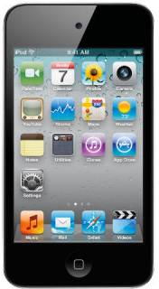 MP3 плеер Apple iPod touch 4Gen 32Gb Black