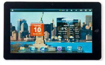 Планшет Apache Tablet I103 8GB Black