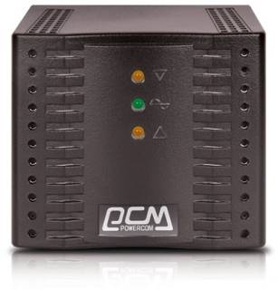 Стабилизатор Powercom TCA-2000 Black TCA-2000B