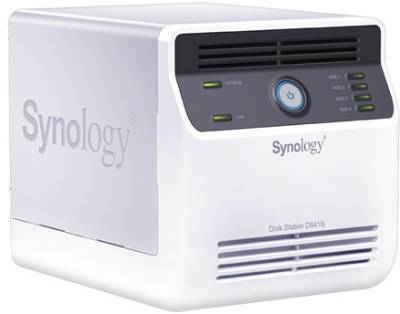 NAS Synology DS-410J