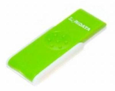 Флеш-память USB Ridata CUBE 8GB Green ID51