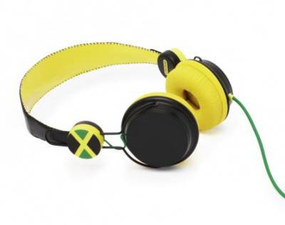 Наушники COLOUD Flag Series Jamaica 4090165