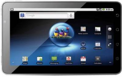 Планшет Viewsonic ViewPad 10.1 4GB 3G Black VPAD10_AHEU_04