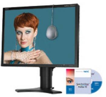 Монитор Nec MultiSync 2190UXp Photo Edition LCD2190UXp PE