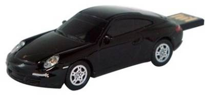 Флеш-память USB Autodrive Porsche 997 4Gb Black USB 2.0 92914W-BLACK-4GB