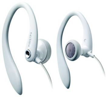 Наушники Philips SHS3201 White