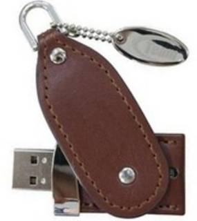 Флеш-память USB Team TL01 Brown TG004GTL01CX