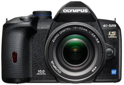 Фотоаппарат Olympus E-520 Double Zoom Kit N3126792