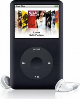 MP3 плеер Apple iPod Сlassic 7Gen 160GB Black