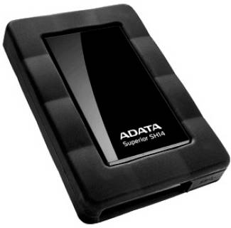 Внешний HDD A-Data ASH14-750GU3-CBK