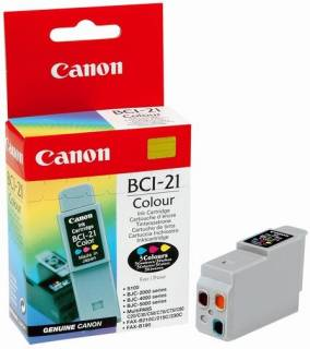 Картридж Canon Ink Cartr BCI-21 Color