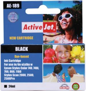Картридж Epson Activejet AE-13 Black T013401