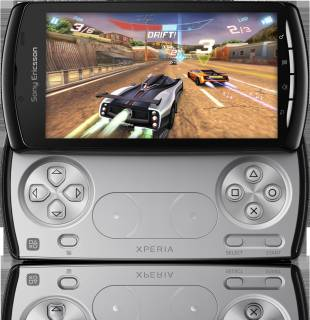 Смартфон Sony Xperia Play R800i Black