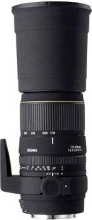 Объектив Sigma 170-500 mm f5-6,3 APO ASP RF DG for Canon + Sigma 86mm MC UV DG