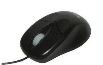 Мышка GRAND i-Mouse 180B opt PS/2  black