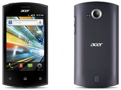Смартфон Acer Liquid Express E320 Titanium grey XP.H8HEN.006