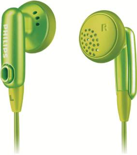 Наушники Philips SHE2616 green