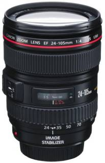 Объектив Canon 24-105mm F4 L IS USM 0344B006